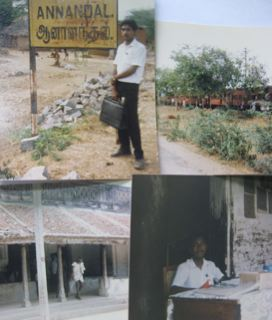 Dr.Mani at Annandal
