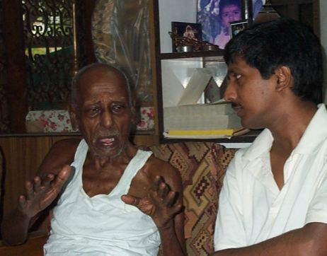 Grandpa and I, Dr.Mani